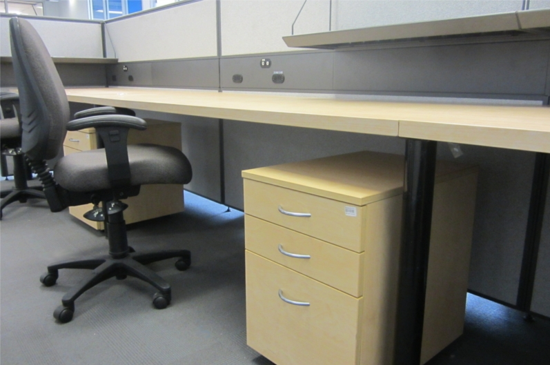 Brookfield Multiplex Workstation Fitout