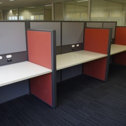 Inference office fitout