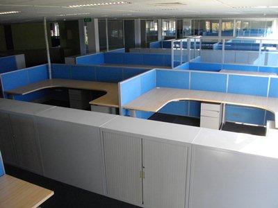 Victoria University office furniture