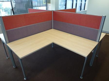 Haworth Office Desks