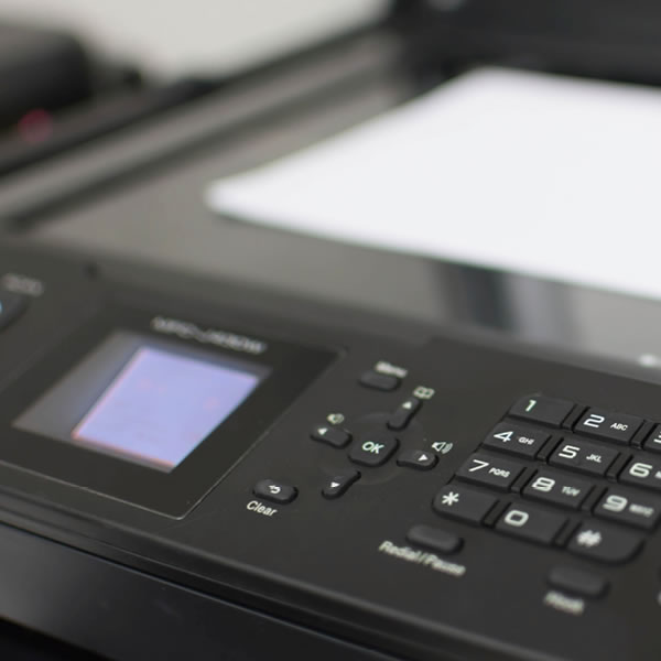 office photocopy machine