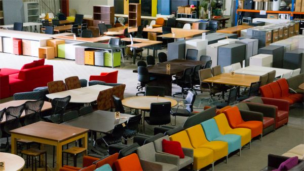 Visit Our Wise Office Furniture Showrooms Egans A