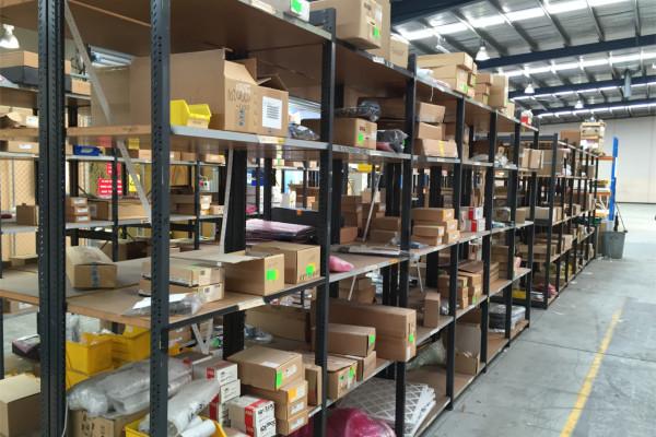 Eaton Warehouse Shelving
