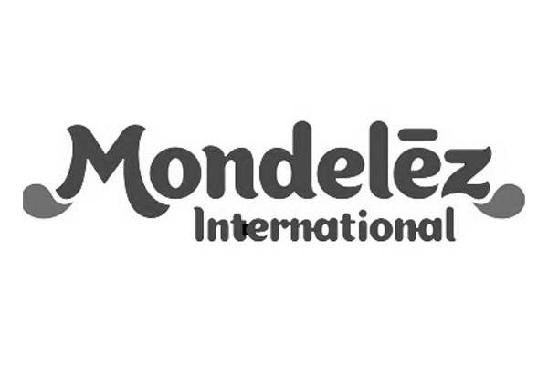 Mondelez logo_greyscale