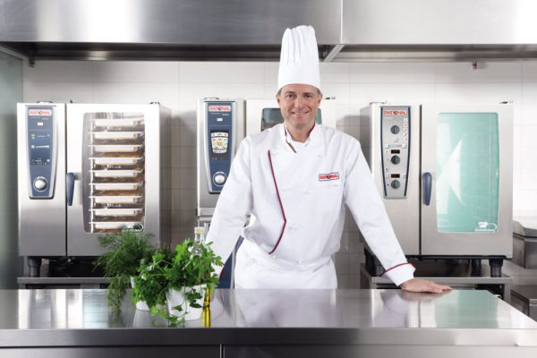 Hospitality Equipment with Chef