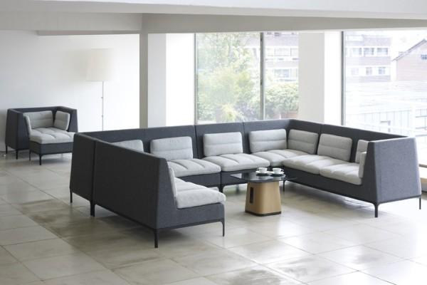 Allermuir Haven Designer Sofa