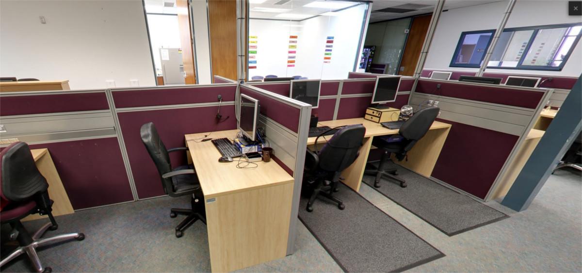 Epilepsy Centre workstations