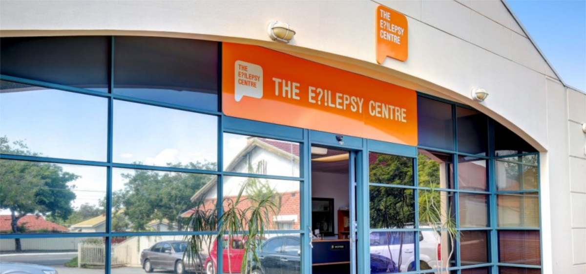 Epilepsy call centre front