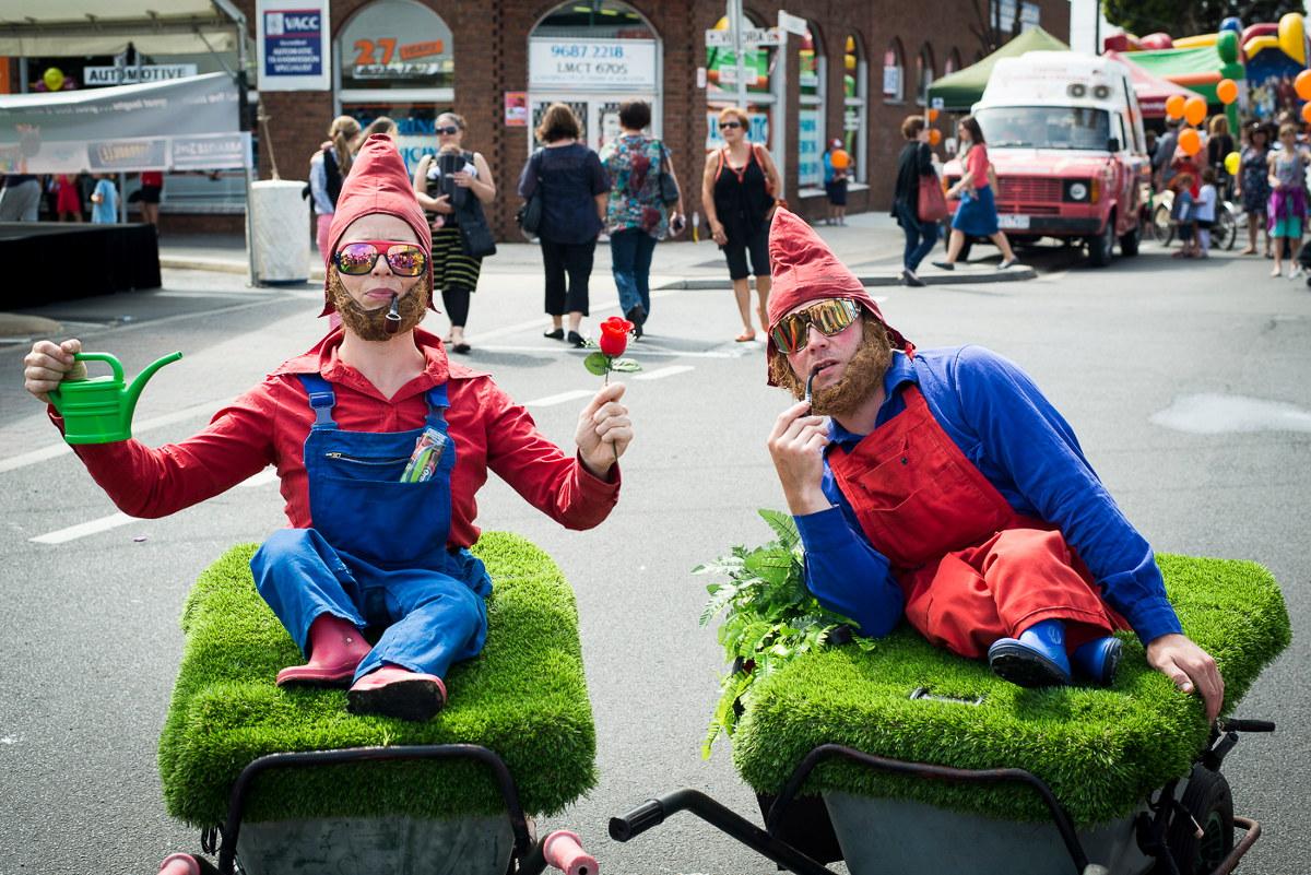 Seddon Festival lepricorns