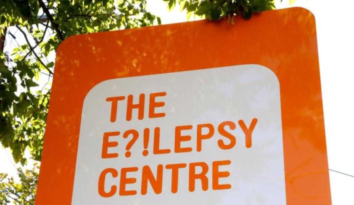 The epilepsy centre sign