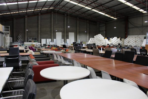Wise Office Furniture Showroom Melbourne
