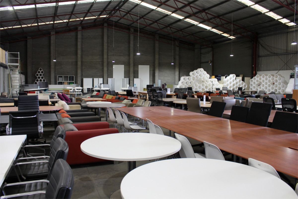 What Does Your Business Do With Unwanted Furniture? - Egans