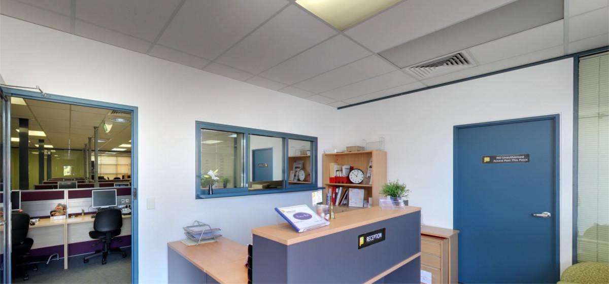 call centre workstations