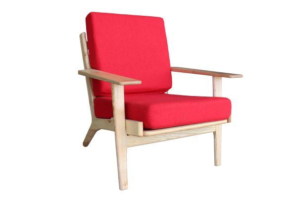 Replica Hans Wegner Plank Arm Chair