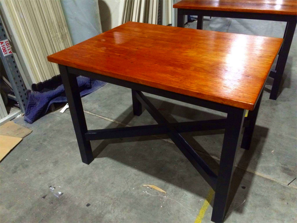 Restored office table