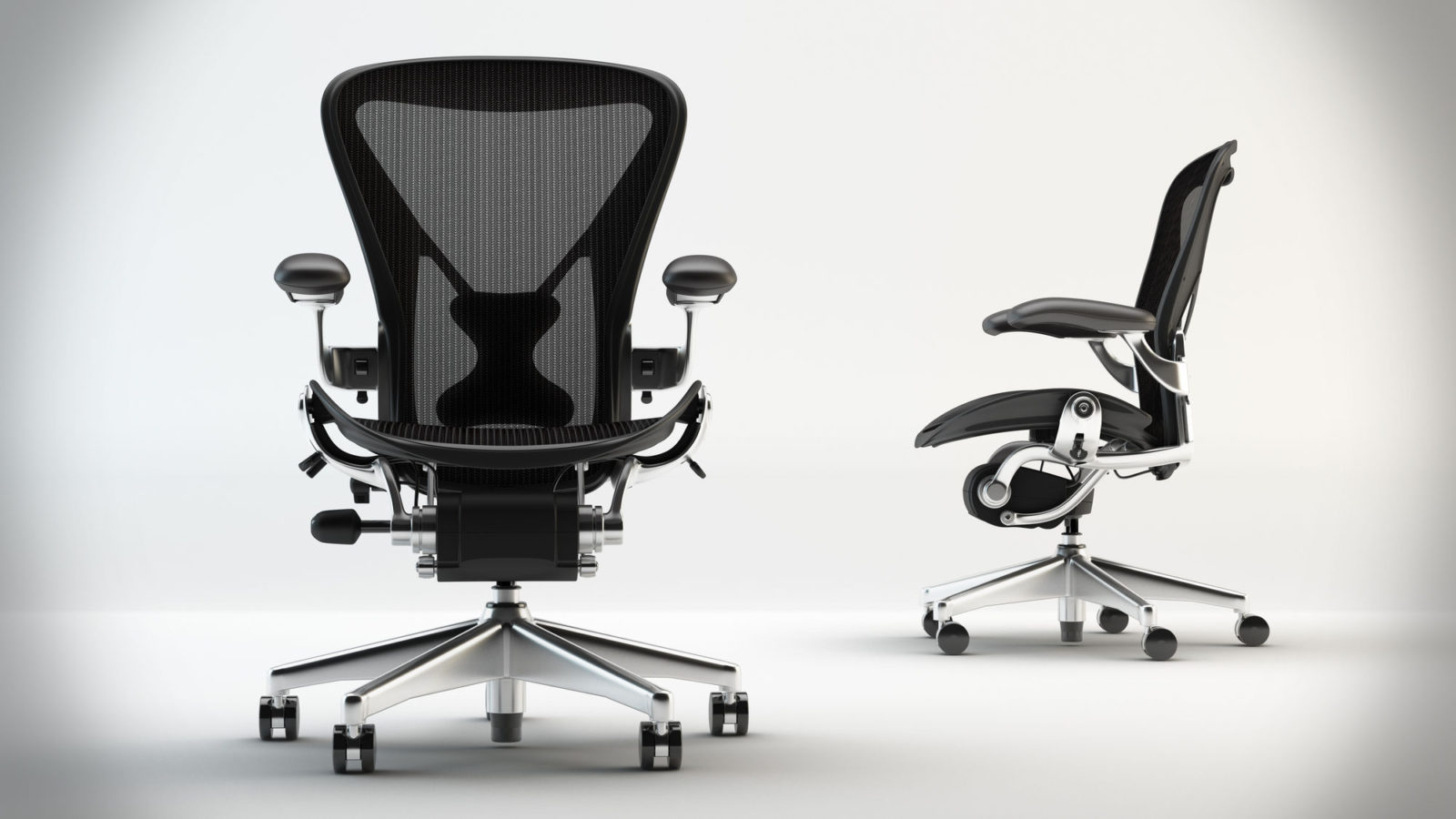 aeron miller hm task herman product chair