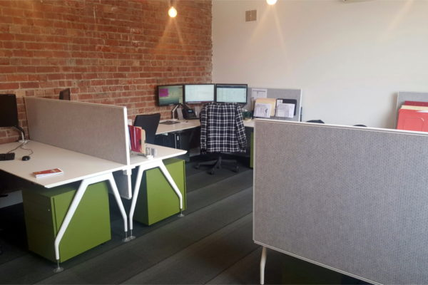 Egans operations office refurb