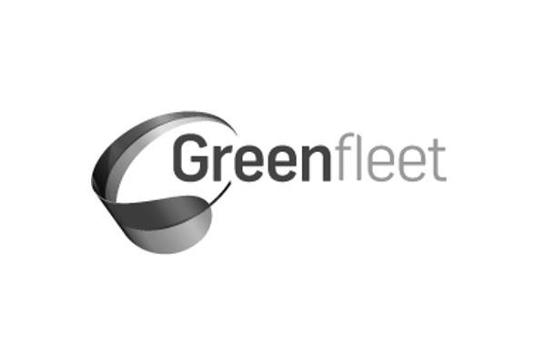 Greenfleet logo destaturated