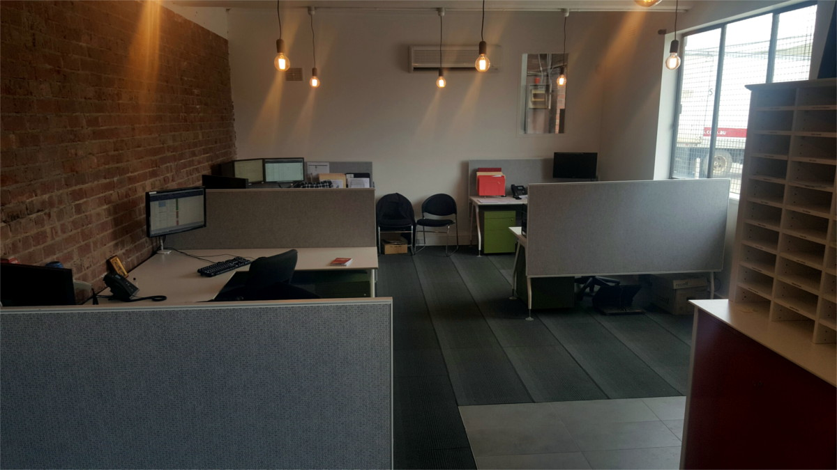 Operations office refurbishment