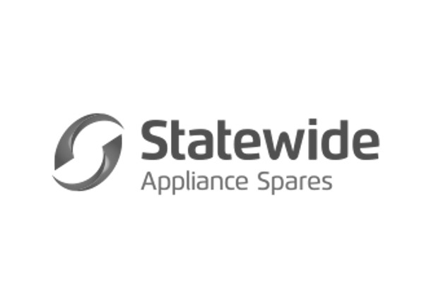 statewide appliances logo desaturated