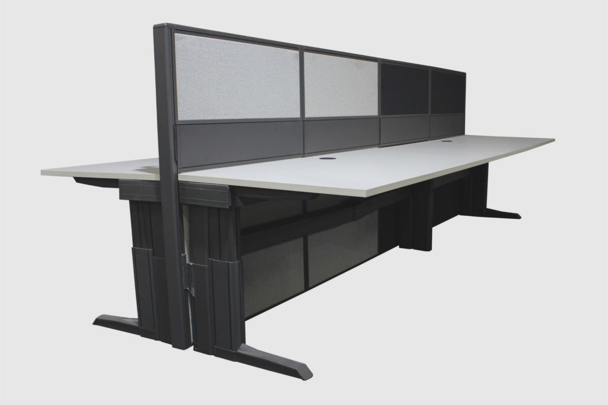 Schiavello workstations for Boundary Bend