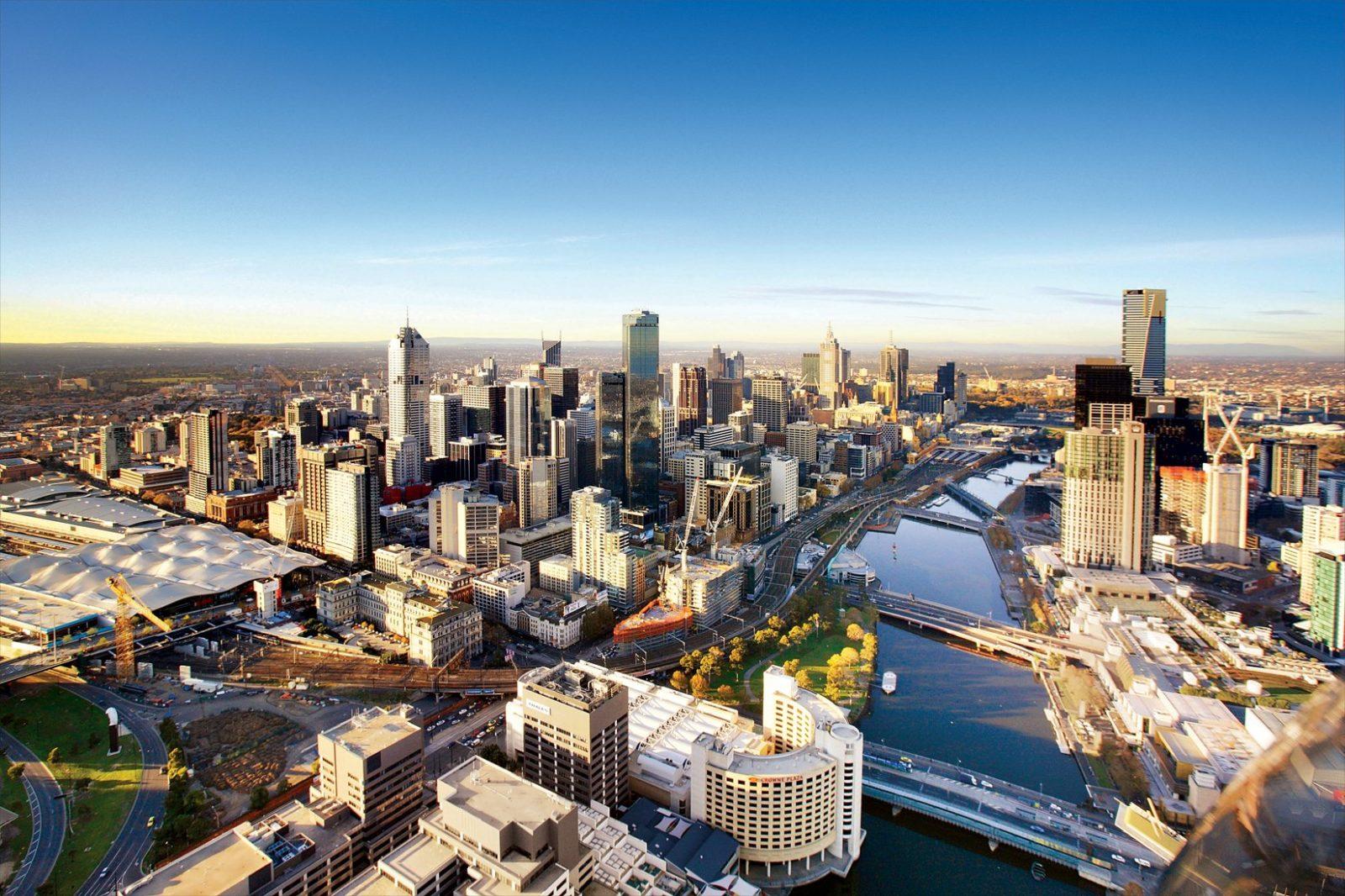 Melbourne Growth spurt