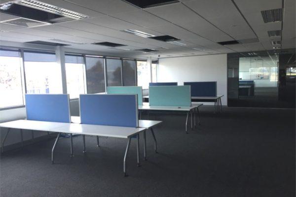 panel based workstation