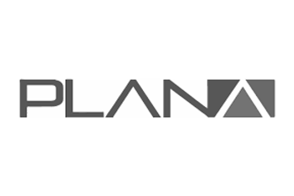 Plan A Logo desaturated