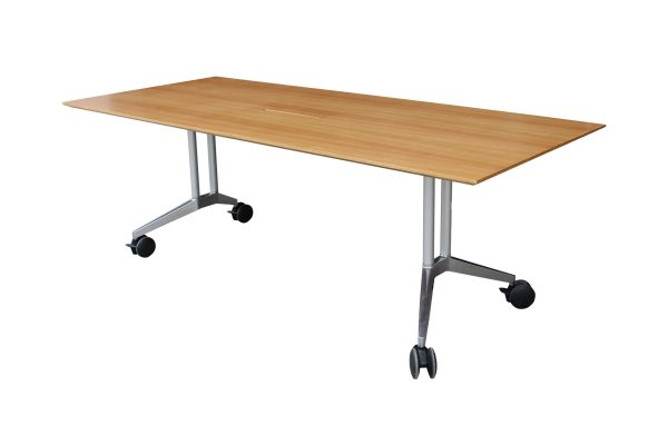 Brown Wilkhahn Table