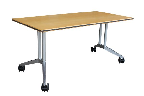 Brown Wilkhahn Meeting Table