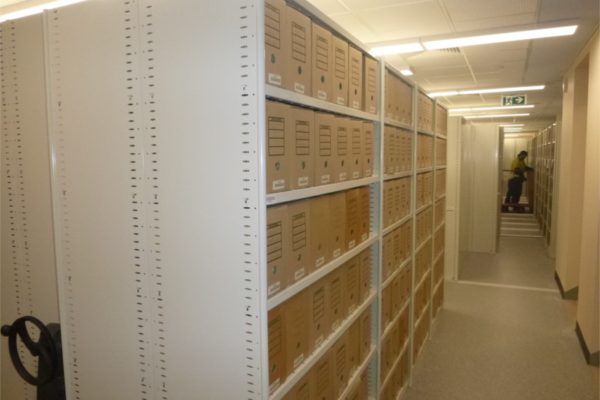 archive relocation