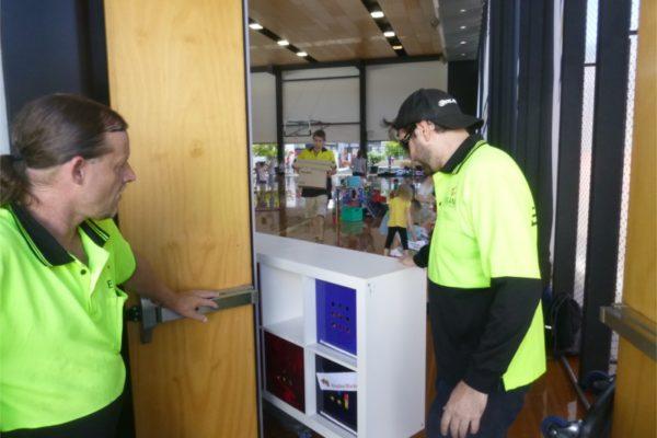 egans staff moving furniture