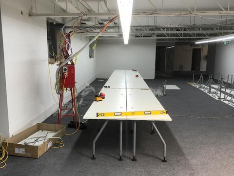 Workstation installation Mecca