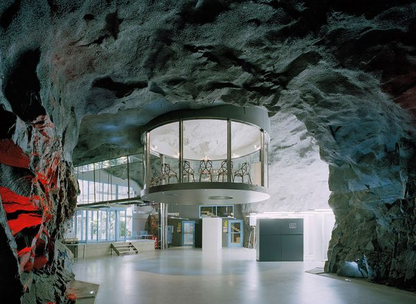 The Cave Office