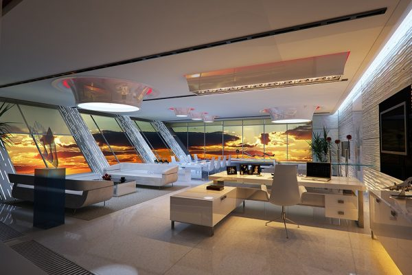 Amazing Office Spaces
