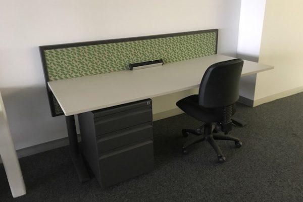Target office workstations