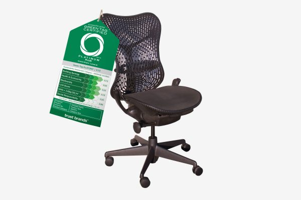 certified green office chair