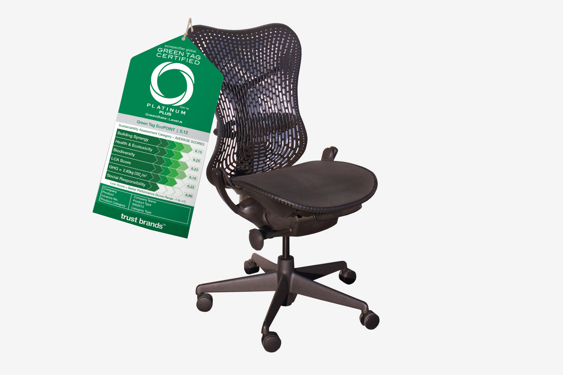 Certified Office Furniture From Our Wise Program