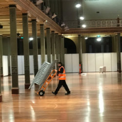 University of Melbourne Furniture re-use