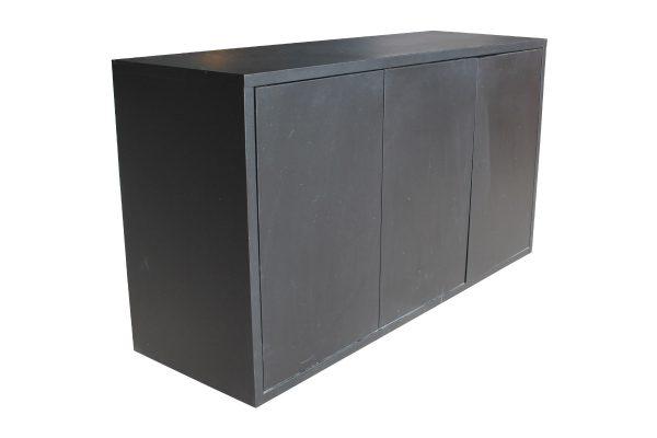 Black Mobile Cabinet
