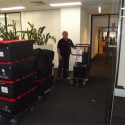 DEWNR office removals