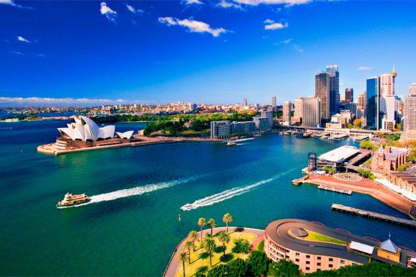Australian realestate green