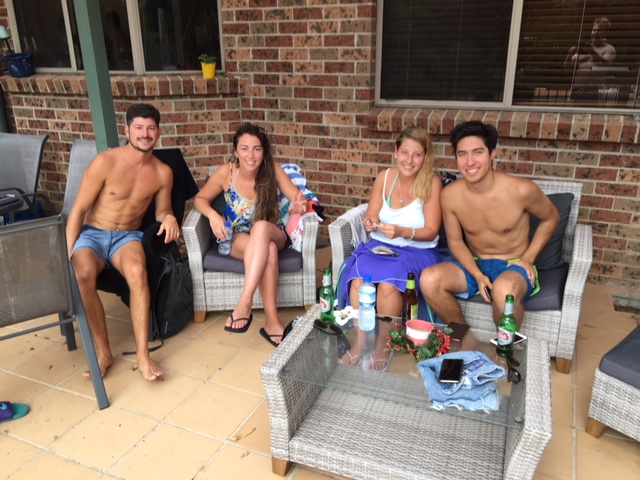 Sydney Christmas Barbecue