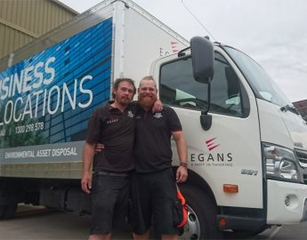 Removalists of the year