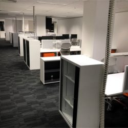 WRP Legal Office Workstations and Cabinets