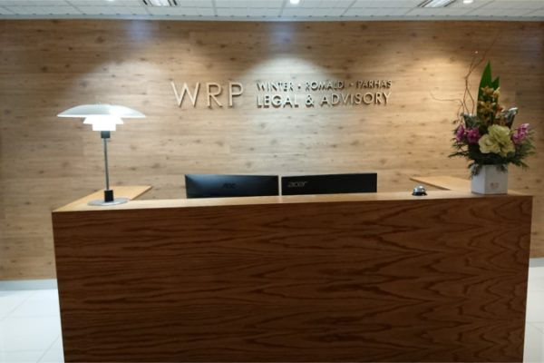 WRP Legal Reception