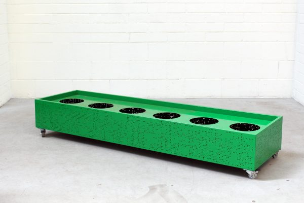 Flox Planter Box Large Green by Planex