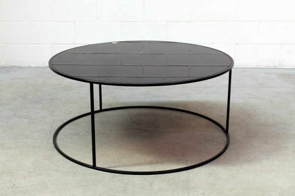 Rond Coffee Table Black