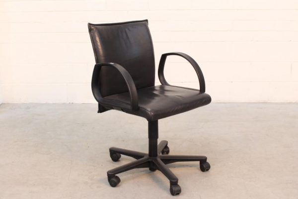 Leather Clerical Chair