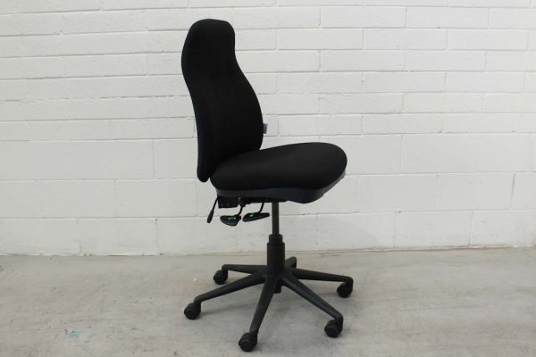 Black Therapod Chair
